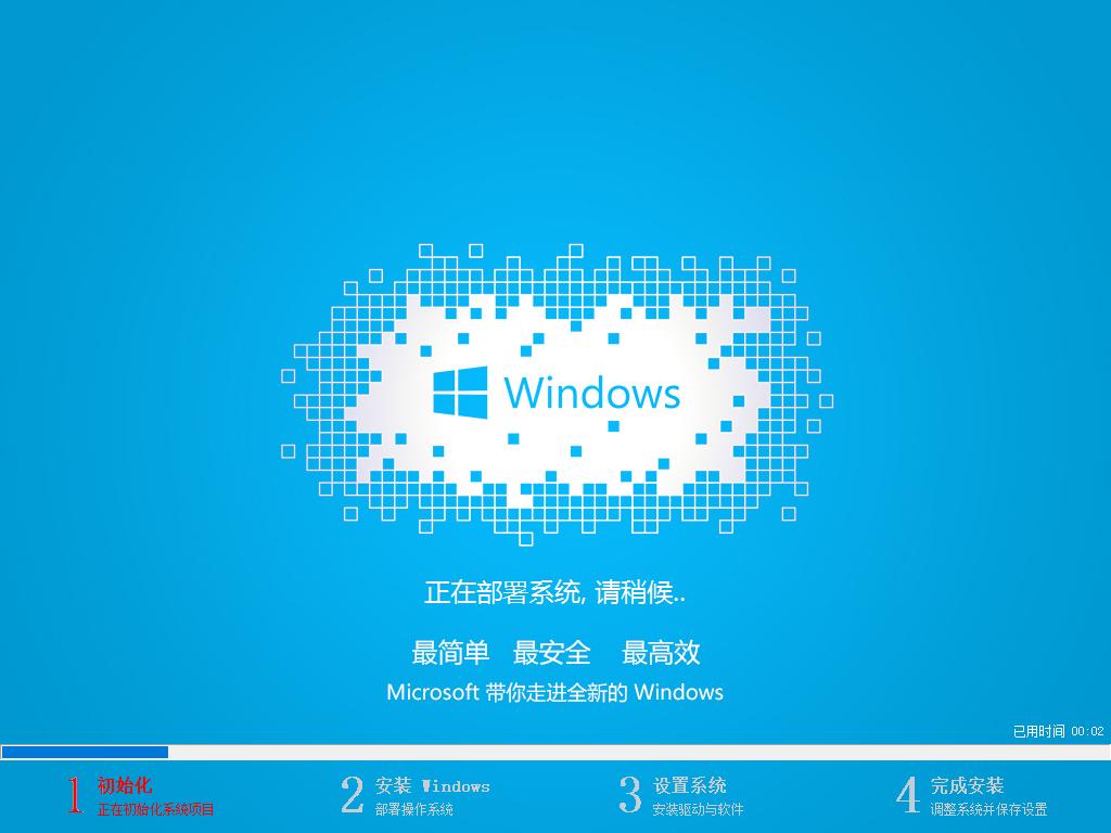 Win8系统部署