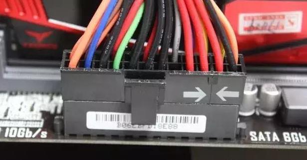 电脑主机电源线怎么接?电脑主机电源线接法图解